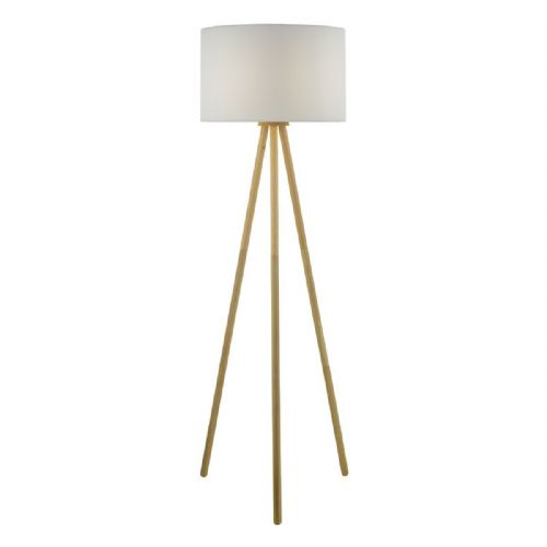 Yodella Floor Lamp Wood Base Only YOD4943